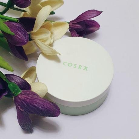 CosRx Sebum Centella Mineral Powder Review