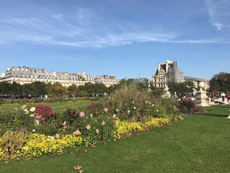 Autumn Strolls in Paris