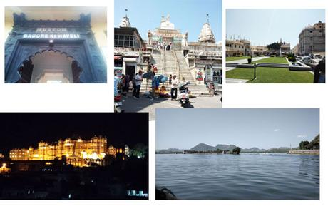 Heritage Spots at Udaipur