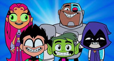 Teen Titans GO! to the Movies: Coming to Blu-ray and DVD on October 30th!