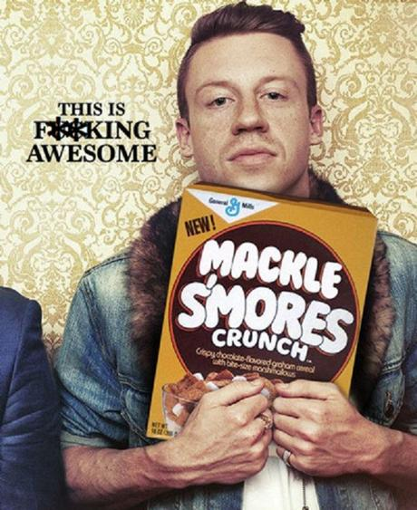 Mackle S'mores Crunch