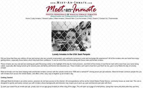 Meet an Inmate