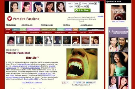 Vampire Passions