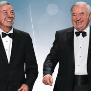 5 things to do when you see Des O'Connor & Jimmy Tarbuck Live on Stage #theatre #showbusiness