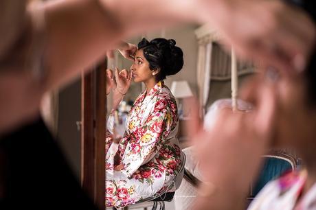 Indian Bridal Preparations