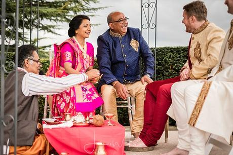 Hindu Wedding at North Cadbury Court
