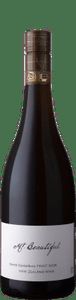 Mt. Beautiful 2016 Pinot Noir is sourced from sustainable vineyards in North Canterbury, New Zealand.