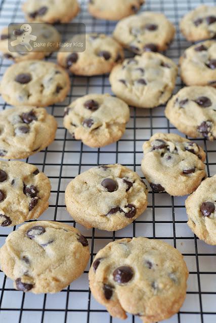 copycat famous amos cookies vegetable oil