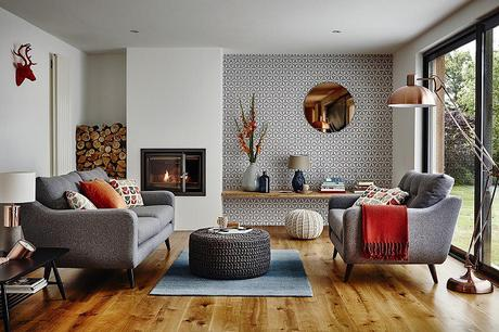 Classic Color Combinations for a Timelessly Stylish Living Room