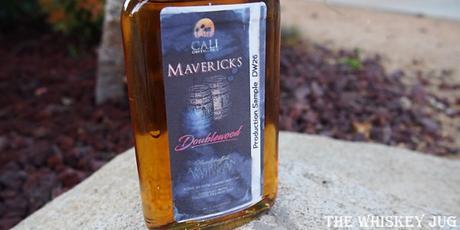 Cali Mavericks DoubleWood Whiskey Details