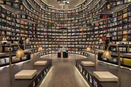 Top Ten Tuesday – Bookstores & Libraries I Want To Visit