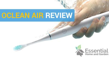 Oclean Air Electric Toothbrush Review