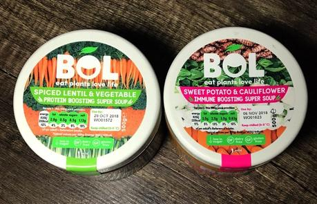Product Review: BOL vegan soup