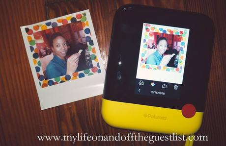 Pop Icon: Polaroid Pop Instant Digital Camera with TouchScreen Display