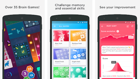 Best Free Brain Training Apps – Brain Games for Android