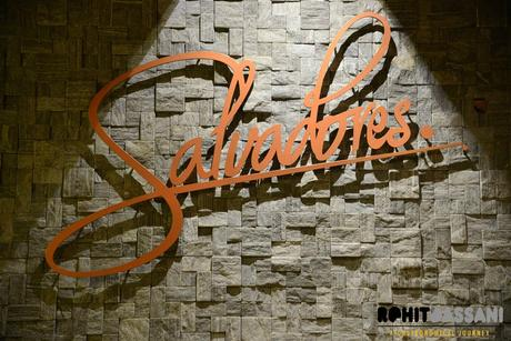 Wining & Dining at Salvadores