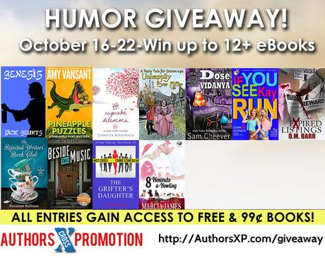 Foot-in-mouth disease…giveaways…book deals…