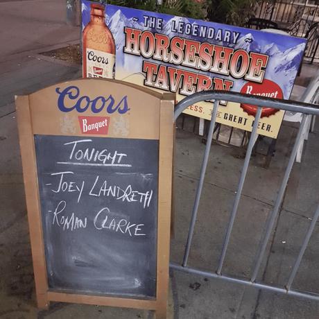 Forgiveness of a Dangerous Heart: Joey Landreth Live at The Horseshoe Tavern