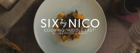News: Six by Nico release new Middle East inspired menu