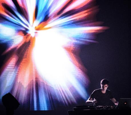 Singularity: Jon Hopkins live show