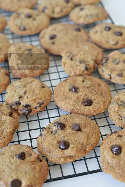 Looking for the BEST Copycat Crispy Famous Amos Chocolate Chip Cookies (Part Two - Two recipes)