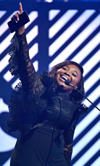 JeKalyn Carr Earns 1st Dove Award For Traditional Gospel Album Of The Year