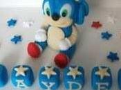 Luxury Gallery Sonic Hedgehog Birthday Cake Toppers