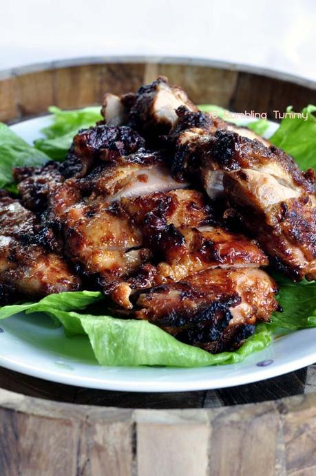Grilled Turkish Chicken