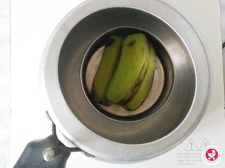 Raw banana cutlets recipe