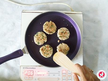 How to make Raw banana cutlets?
