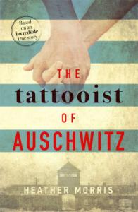 Talking About The Tattooist Of Auschwitz by Heather Morris with Chrissi Reads