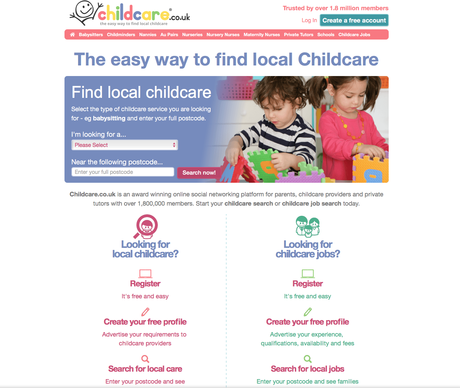 An Easy Way To Find Local Childcare