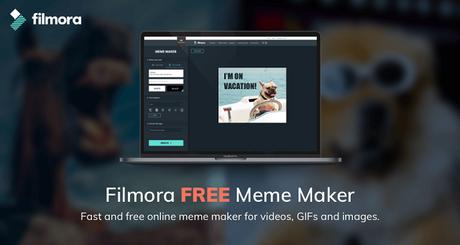 Filmora Meme Generator Review: Free & Fast Online Meme Maker