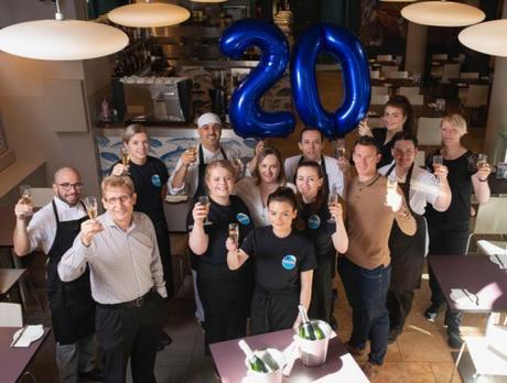 News: 1998 Prices as Mussel Inn celebrates 20th Birthday