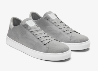 The Reverse Rules:  Greats Royale Reverse Knit Sneaker