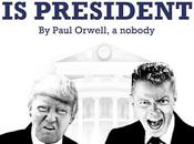 Book Paul Orwell Compares Back Future Bully Biff Tannen President Trump
