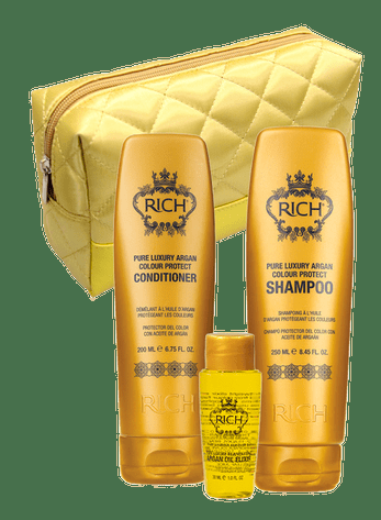 Editor Fave:Rich Pure Luxury Argan Color Protect Hair Care