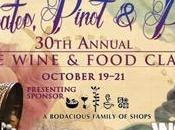 """Pirates, Pinot Pearls"" 30th Wine Food Classic, 19–21"
