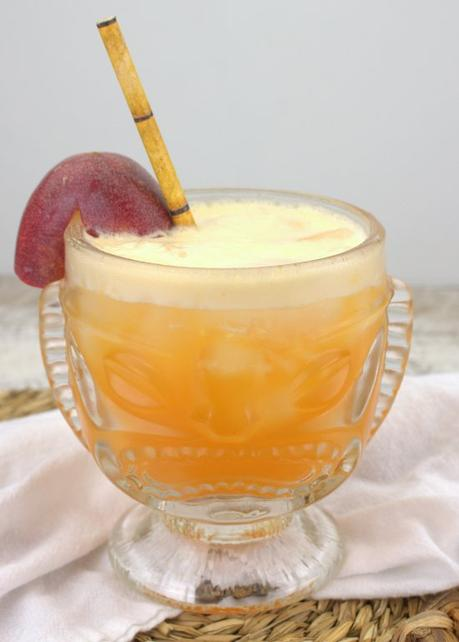 Passion Fruit Zombie #FreakyFruitsFriday #Sponsored