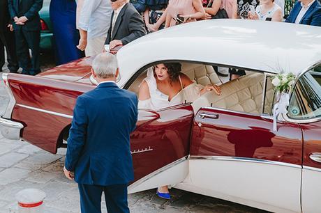 simple chic wedding blue white purple shades-15