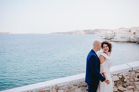 simple chic wedding blue white purple shades-00