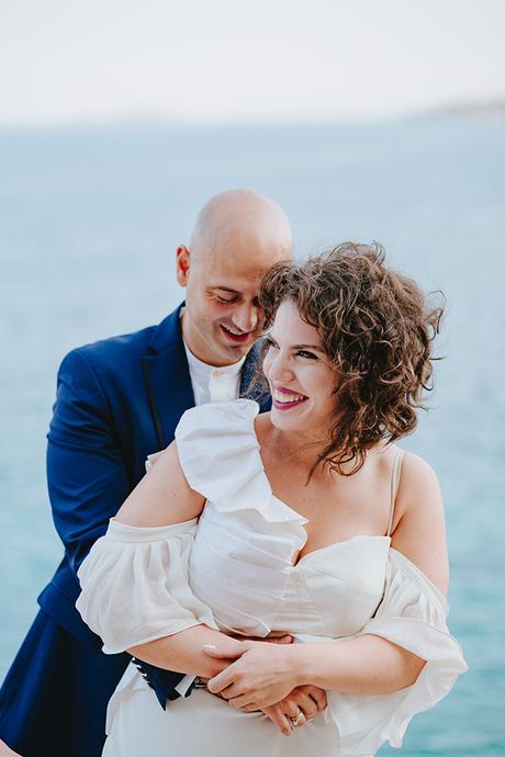 simple chic wedding blue white purple shades-01