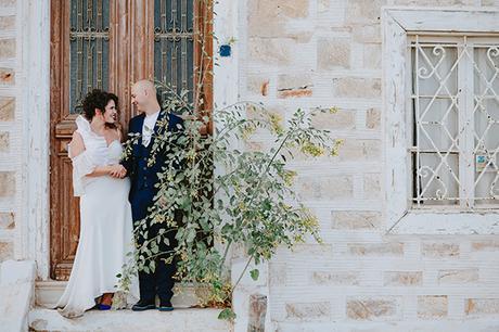 simple chic wedding blue white purple shades-26