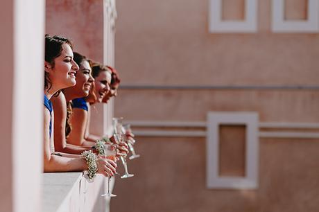 simple chic wedding blue white purple shades-9x