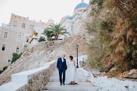 simple chic wedding blue white purple shades-28