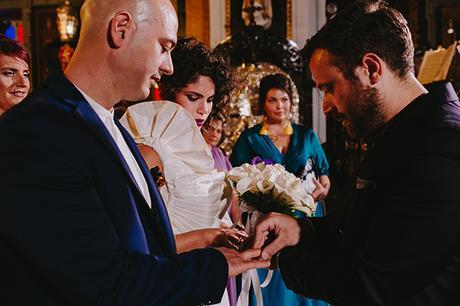 simple chic wedding blue white purple shades-20