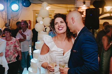 simple chic wedding blue white purple shades-24