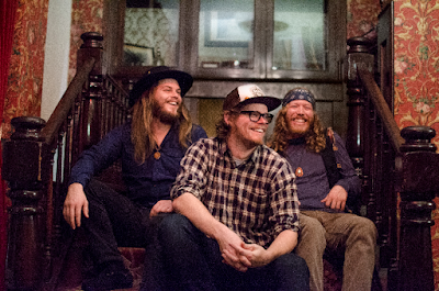 New Signing:  RIPPLE MUSIC welcomes Auburn, CA heavy blues trio SHOTGUN SAWYER to the Ripple Family