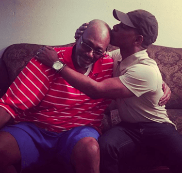 Kirk Franklin Announced His Biological Father Dwight Allen Has Passed