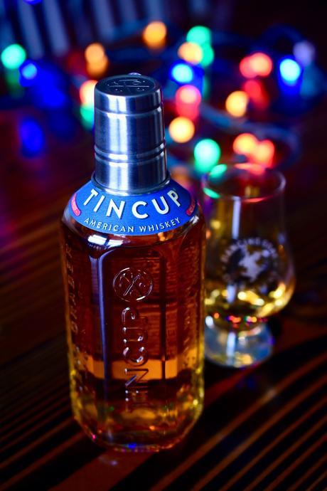 Whiskey Review – Tincup American Whiskey